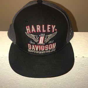 Harley Davidson New Era 59 fifty cap